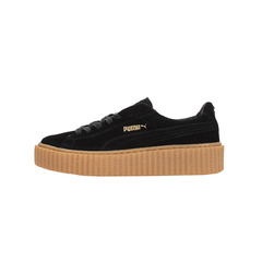 кеды Rihanna Suede 'Creeper' Black/Gum