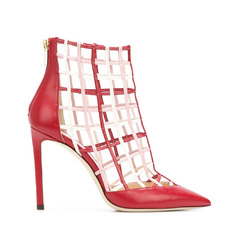 Jimmy Choo туфли-лодочки Sheldon 100 / Red