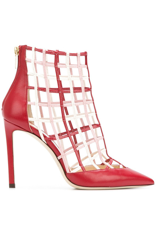 туфли-лодочки Sheldon 100 / Red Jimmy Choo, фото