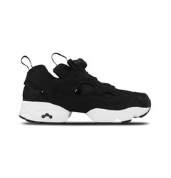 кеды 'InstaPump' Fury Black/White