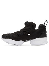 Reebok кеды 'InstaPump' Fury Black/White