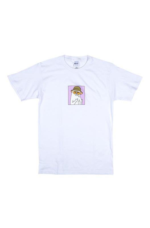 футболка CatDealer / White RIPNDIP, фото
