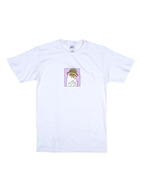 футболка CatDealer / White