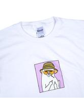 RIPNDIP футболка Nermal S. Thompson / White