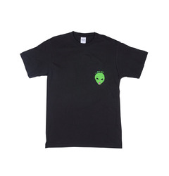 футболка We Out Here Tee / Black