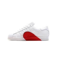 кеды Adidas Originals Superstar 80s Half Heart W