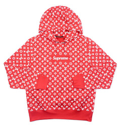 Supreme Box Logo Hooded Sweatshirt