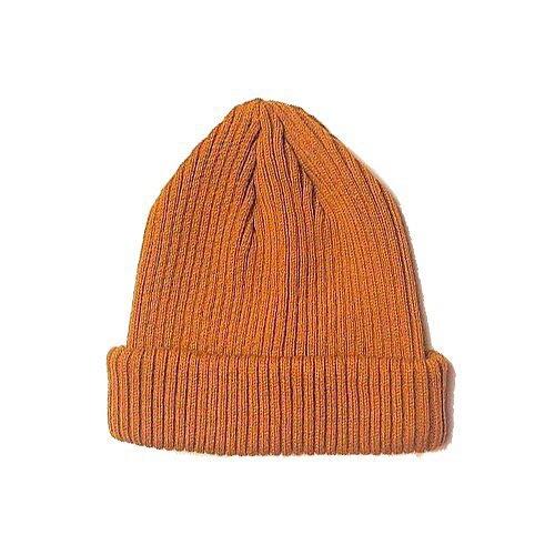 шапка бини Bolt Beanie горчица Get For God, фото