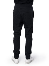брюки Solidpetal Pants Black Chino